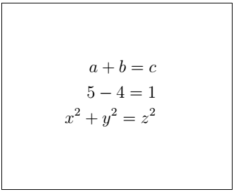 Latex Fractions