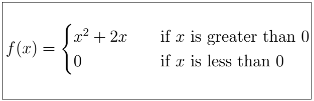 Latex Matrix 9