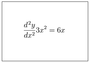 Latex Partial Derivative 6