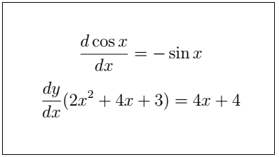 Latex Partial Derivative 7