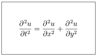 Latex Partial Derivative 9