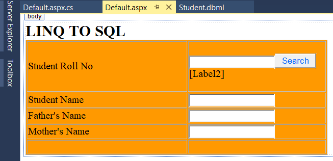 LINQ To SQL 10