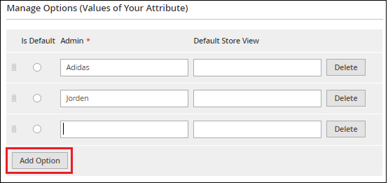 How to create Product Attributes in Magento 2