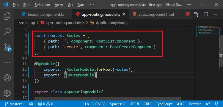 Client-side v/s server-side routing