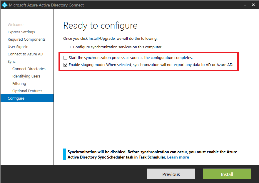 Active Directory Identity in Azure and access management operations