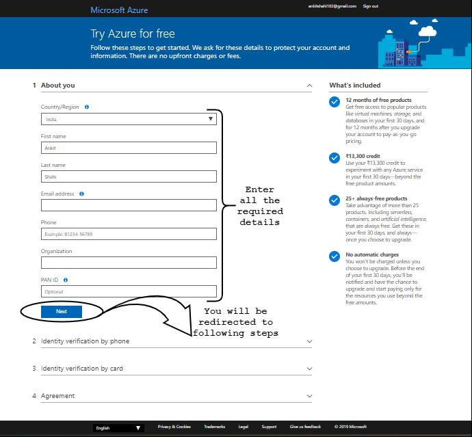 Azure Portal Overview