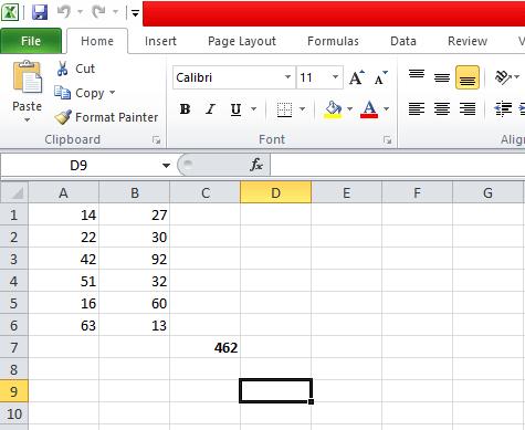 Openpyxl formulas