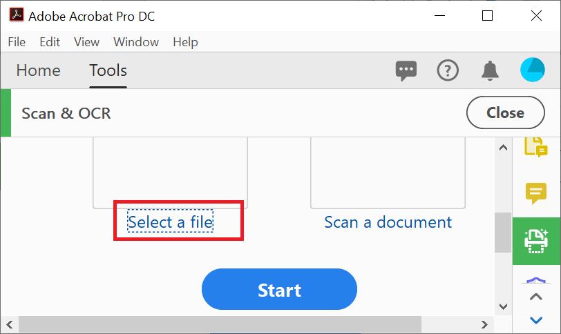 Convert TIFF to PDF