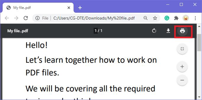 Remove a PDF Password