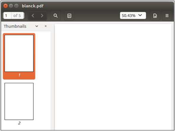 PDFBox Adding Page