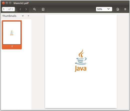 PDFBox Splitting PDF Document - javatpoint
