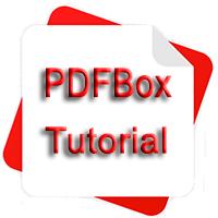 PDFBox Tutorial