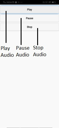 Controlling Playback of media using JavaScript