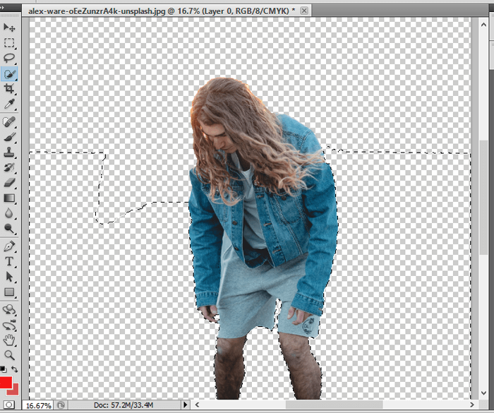 How to Remove Background of an Image Using Photoshop