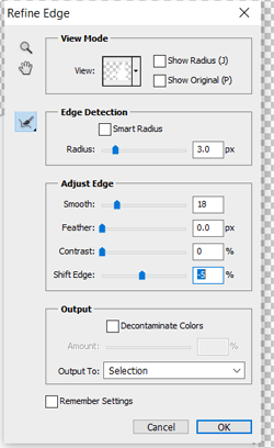 How to Smooth Edges in Photoshop