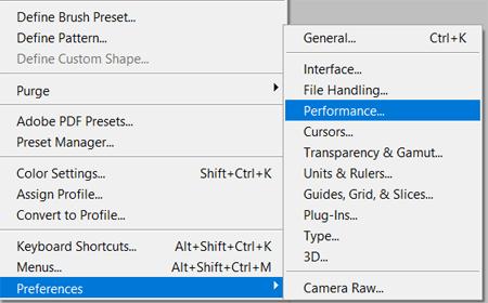 How to Undo/Redo in Photoshop