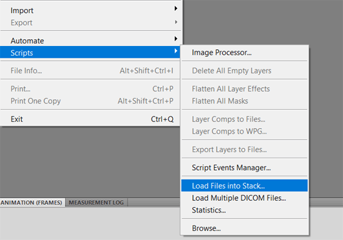 Make Gif in Photoshop