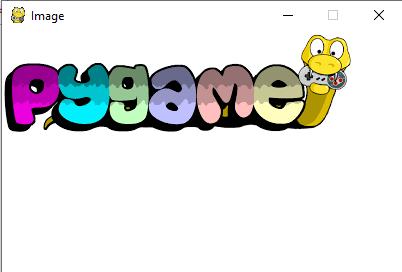 Pygame Adding Image