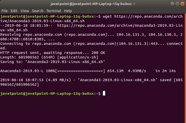 Installation on Linux