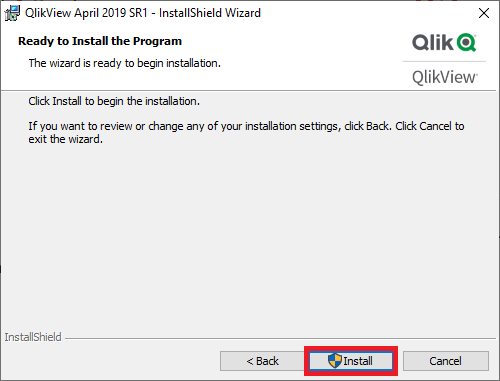 Download and Install QlikView