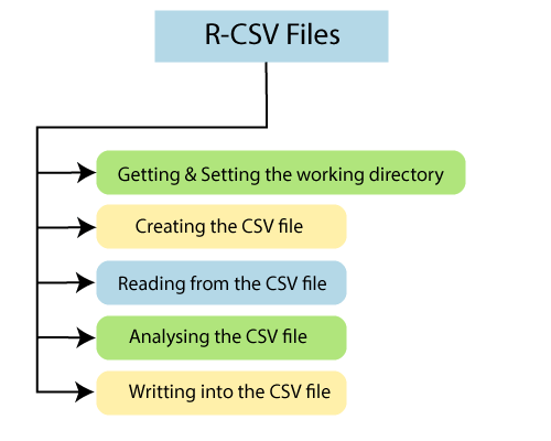 R CSV Files