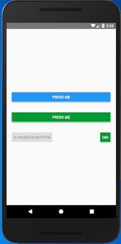 React Native Button