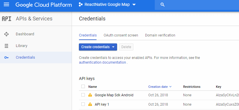 React Native Google Maps - javatpoint