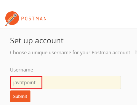 Implementing the POST Method to create User Resource