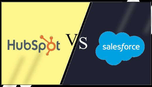 Salesforce vs. HubSpot CRM
