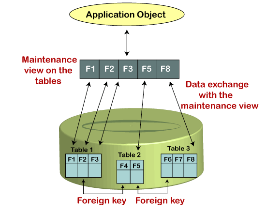 ABAP Maintenance View