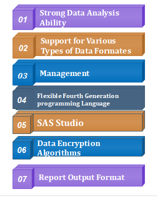 Features of SAS