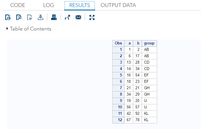 Read Raw Data in SAS
