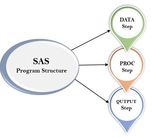 SAS Program Structure