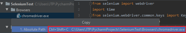 Selenium with Python Tutorial