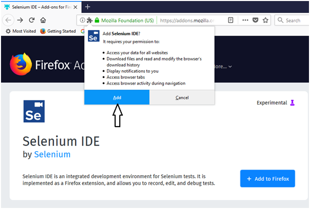 IDE-Installation