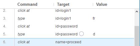 Selenium IDE- Locating Strategies By Id