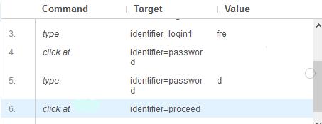 Selenium IDE- Locating Strategies By Identifier