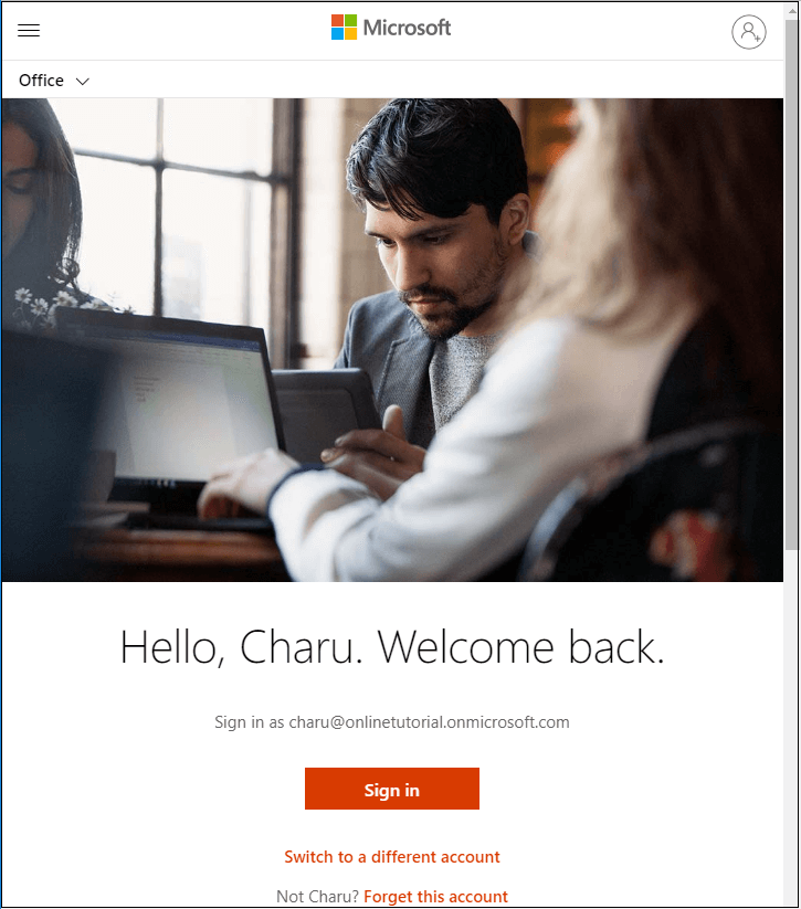 Login to SharePoint 10