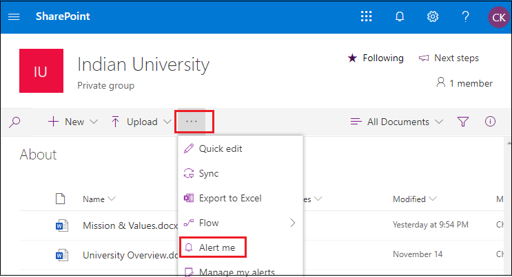 SharePoint Libraries