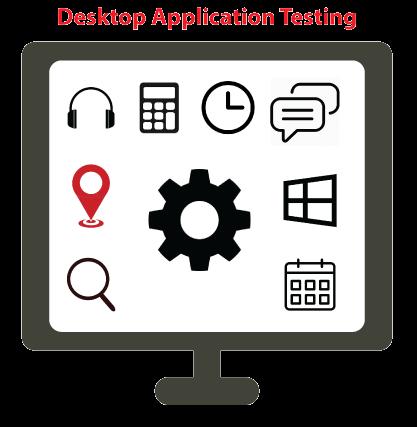 Desktop Application testing vs Client-Server Application Testing vs Web Application Testing