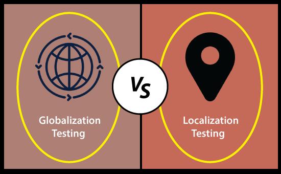 Globalization Testing vs Localization Testing