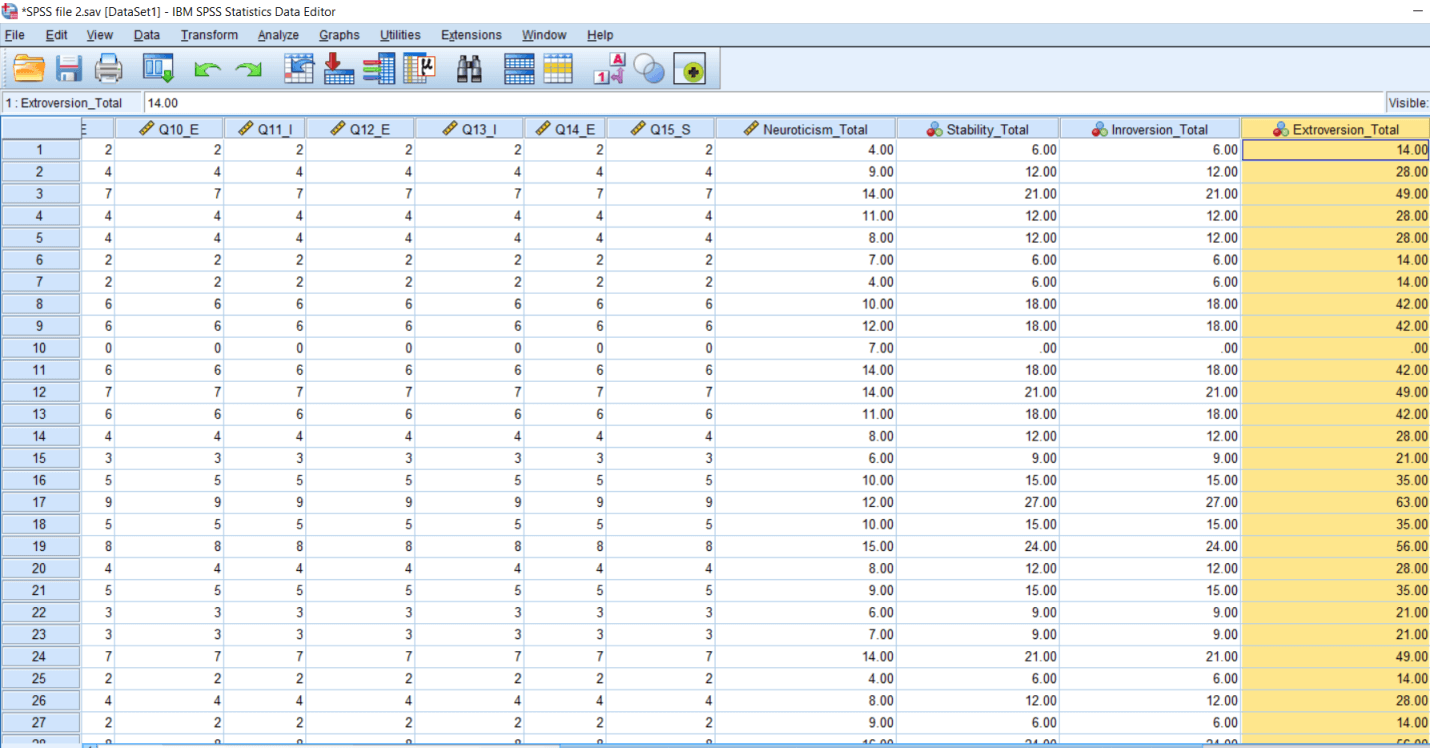 Calculating Total using Compute function