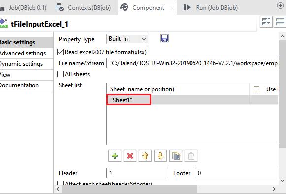 Working with MySQL Database