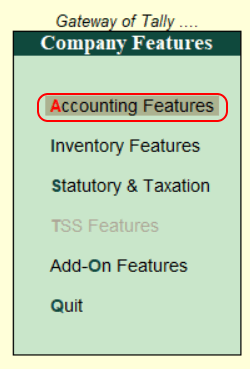 How to Enable Payroll in Tally