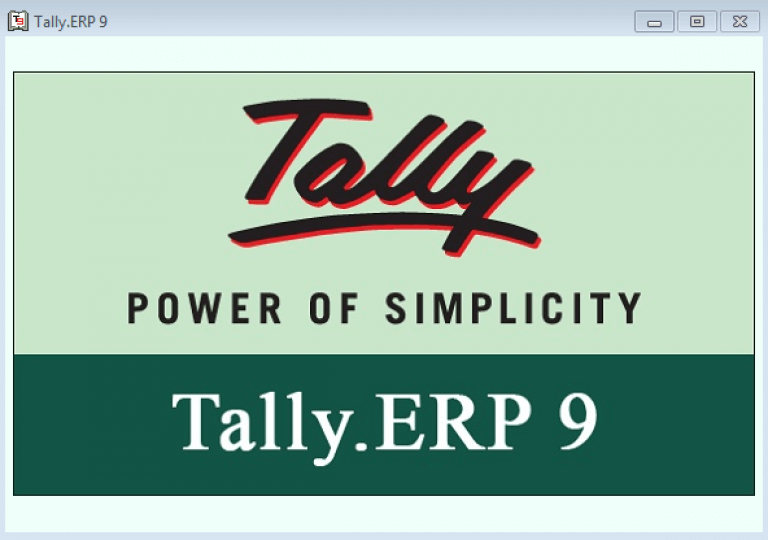 Screen Components in Tally