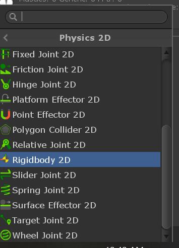 2D Sprite Sheet