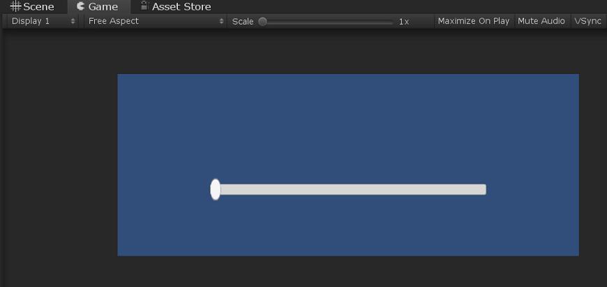 Unity UI Slider
