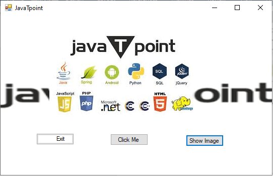 VB.NET Button Control