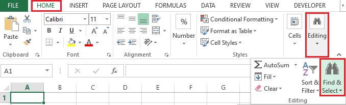 Excel VBA Find