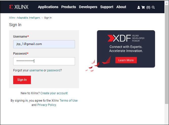 Install Xilinx ISE Tool